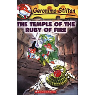 The Temple of the Ruby of Fire (Geronimo Stilton, No. 14) thumbnail