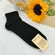 Tất vớ nam cotton cổ ngắn phong cách Hàn Quốc Kikiya cao cấp M-A-044 (Chính Hãng) thumbnail