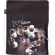 Túi Dây Rút XOX Backpack Làng Đan Nón thumbnail