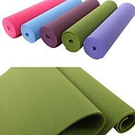 Thảm Tập Yoga TPE 6mm 1 Lớp (Tặng Kèm Túi Đựng + Dây Buộc) thumbnail
