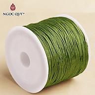 Bó 10-20m dây vải dù 0.8mm đan vong đủ màu - Bó dây vải dù 0.8mm handmade Ngọc Quý Gemstones thumbnail