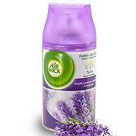 Bình xịt tinh dầu thiên nhiên Air Wick Purple Lavender Meadow 250ml QT016838 - hoa oải hương thumbnail