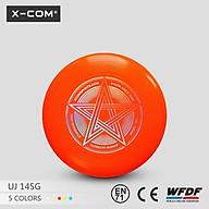 Đĩa Ném Frisbee Thiếu Niên 145 gram Junior Star Orange thumbnail