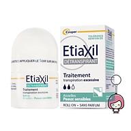 Lăn khử mùi hỗ trợ trị Etiaxil Detranspirant Traitement Aisselles 15ml + Tặng kèm móc khoá thumbnail