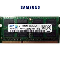 RAM Laptop Samsung 4GB DDR3 (PC3) Bus 1333 - Hàng Nhập Khẩu thumbnail