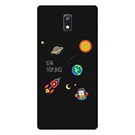 Ốp lưng dẻo cho điện thoại Nokia 3_0510 SPACE06 - Hàng Chính Hãng thumbnail
