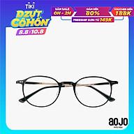 aojo - Gọng kính tròn thời trang FACLS1025-C02 thumbnail