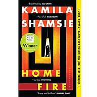 Home Fire LONGLISTED FOR THE WOMEN S PRIZE FOR FICTION 2018 thumbnail