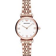 Đồng hồ Nữ Emporio Armani dây thép không gỉ 32mm - AR11267 thumbnail