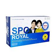 Spo Royal - Tradiphar - Hộp 20 Ống - Bổ Sung Lợi Khuẩn Và Duy Trì Hệ Vi Sinh Đường Ruột Cho Cả Nhà. thumbnail