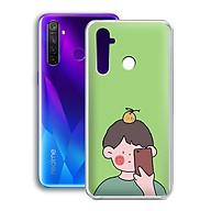 Ốp lưng dẻo cho điện thoại Realme 5 Pro - 01233 7898 BOY01 - in hình chibi dễ thương - Hàng Chính Hãng thumbnail