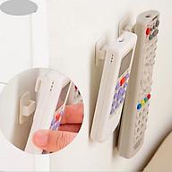Bộ 2 giá treo điều khiển từ xa đa năng dán tường tiết kiệm diện tích, siêu tiện lợi - giao màu ngẫu nhiên thumbnail