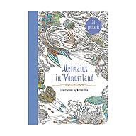 Mermaids In Wonderland 20 Postcards thumbnail