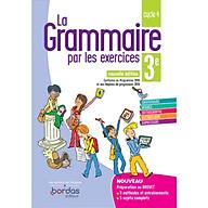 La Grammaire Par Les Exercices 3E 2019 - Cahier De L Eleve thumbnail