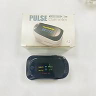 Máy đo Sp02, đo nồng độ Oxy trong máu (SPO2) và nhịp tim kẹp ngón tay kỹ thuật số màn hình LED thumbnail