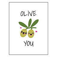 Olive You Punderful Ways To Say I Love You thumbnail