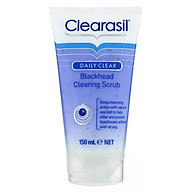 Clearasil Blackhead Control Clearing Scrub 150ml thumbnail