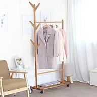 Giá,móc treo quần áo - Kệ phơi quần áo thumbnail