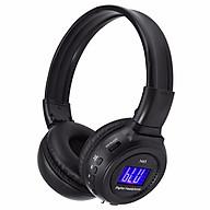 Tai nghe bluetooth chụp tai N65BT âm thanh cực đỉnh thời gian chơi nhạc cực lấu headphone gamming gamer (Giao màu ngẫu nhiên) thumbnail