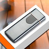 Bật lửa điện hồng ngoại cảm ứng vân tay Lighter thumbnail