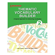 Thematic Vocabulary Builder 2 thumbnail