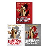 Tha m Tử Sherlock Holmes Toa n Tập (Trọn Bộ 3 Tập) thumbnail