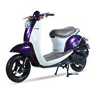 Xe ga 50cc Scoopy màu tím thumbnail