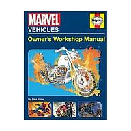 Marvel Vehicles thumbnail