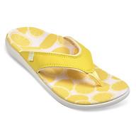 Dép Nữ Sức Khoẻ Spenco Yumi Fruitopia - Dép kẹp giảm đau chân thumbnail