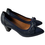 Giày Cao Gót Nữ Công Sở Da Bò BIGGBEN GCG7 thumbnail