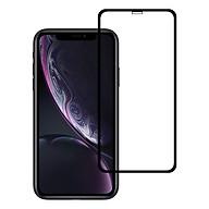 Miếng Dán Kính Cường Lực cho Iphone XR - Full màn hình - Màu Đen - Hàng Chính Hãng thumbnail