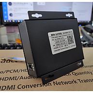 Bộ kéo dài hdmi 120m qua cáp mạng lan Ho-link HL-HDMI-120Tx ( chiếc truyền TX) - Hàng chính hãng thumbnail
