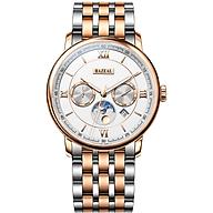 Đồng hồ nam HAZEAL H2020-3 chính hãng Thụy Sỹ thumbnail