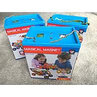 Đồ chơi nam châm sáng tạo ghép hình Magical magnet - Chính hãng Xinbida an toàn cho bé thumbnail