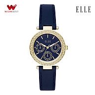 Đồng hồ Nữ Elle dây da 33mm - ELL23003 thumbnail