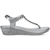 Giày Xăng Đan Nữ Holster Essential Wedge - Pewter thumbnail
