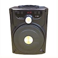 Loa kẹo kéo xách tay bluetooth karaoke p88 kèm 1 micro dây thumbnail
