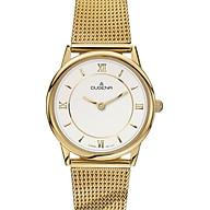Đồng hồ Dugena nữ Modena 4460440 dây vàng thumbnail