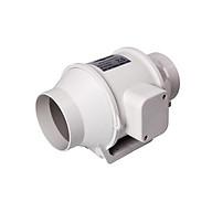 Quạt thông gió nối ống phi 100 - Quạt hút đồng trục cấp khí tươi cho công trình nhà - Hàng chính hãng GDXLFJ siêu chống ồn thumbnail