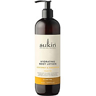 Sukin Hydrating Body Lotion Pineapple & Coconut 500ml thumbnail