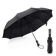 Ô tự động gấp gọn - Dù che nắng - Dù che mưa tự động - loại 10 nan - Giao màu ngẫu nhiên thumbnail