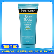 Neutrogena Hydro Boost Water Gel Lotion SPF50 88mL thumbnail