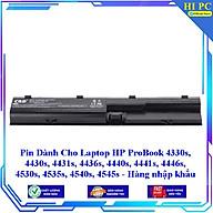 Pin Dành Cho Laptop HP ProBook 4330s 4430s 4431s 4436s 4440s 4441s 4446s 4530s 4535s 4540s 4545s - Hàng Nhập Khẩu thumbnail