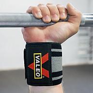 Băng quấn bảo vệ, hỗ trợ khớp cổ tay Valeo khi tập gym, chơi thể thao Wrist Wraps Valeo thumbnail
