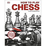 DK How To Play Chess (With Press-Out Chess Pieces And Board) thumbnail