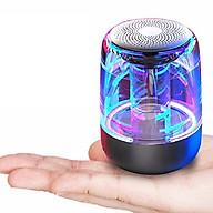 Loa Nghe Nhạc Bluetooth 5.0 Trong Suốt Có Đèn Led Đổi Màu Hỗ Trợ Thẻ Nhớ Yayusi C7 - Hàng Nhập Khẩu thumbnail