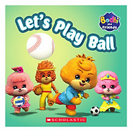 Let s Play Ball - With Dvd thumbnail