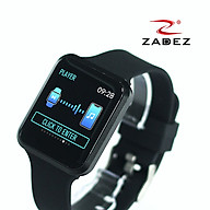 Đồng hồ thông minh ZADEZ SmartWatch SQ2 Chống nước IP67, Pin 10 ngày, Đo huyết áp, Đo chỉ số SPO2, Đo thời gian ngủ... cực chính xác - Hàng chính hãng thumbnail