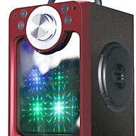 Loa Karaoke Bluetooth MN-03 có Led - Kèm Mic có dây thumbnail
