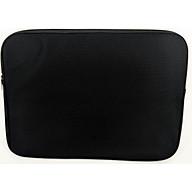 Túi bảo vệ chống sốc Laptop vải lưới polyester 15 inch _ Đen thumbnail